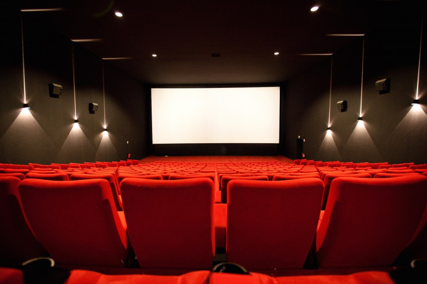 Cinema by Bartosch Salmanski. Used under a CC-BY-NC-2.0 licence.