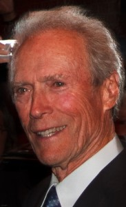 Clint Eastwood, by Gordon Correll. Used under a CC-BY-SA-2.0 licence.