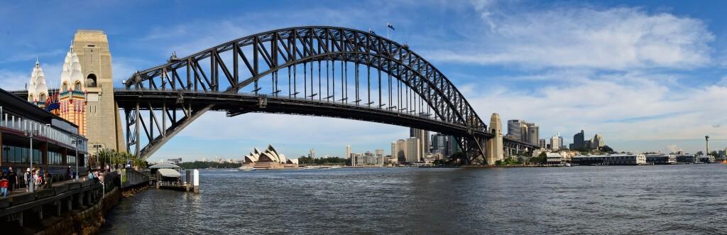 Sydney Harbour Bridge. © sydneydawg2006. Used under a CC-BY-NC-ND-2.0 licence.