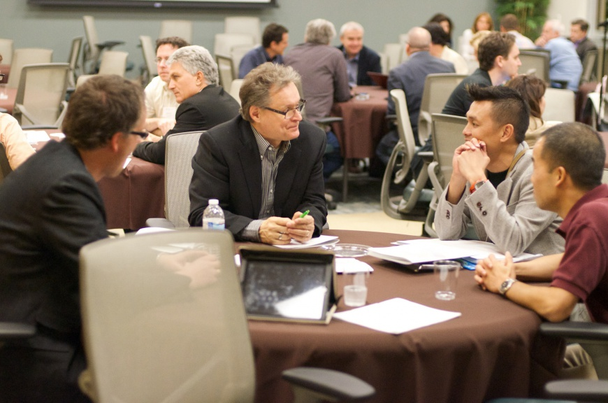 Lausanne Global Consultation on Media and the Gospel