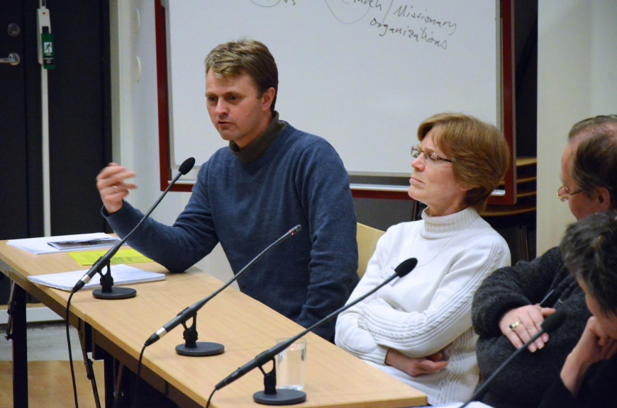 Lausanne Regional Consultation on Media and the Gospel
