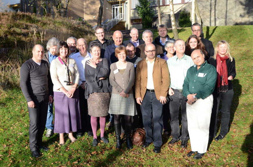 The Lausanne Regional Consultation on Media and the Gospel 2012