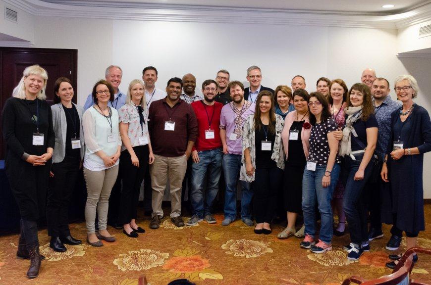 European Leadership Forum Media Communicators Network 2018 – © Tony Watkins CC-BY-NC-SA-4.0